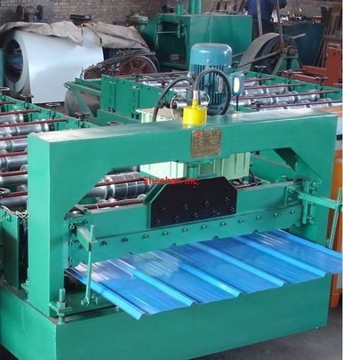 roof roll forming machine sheehan