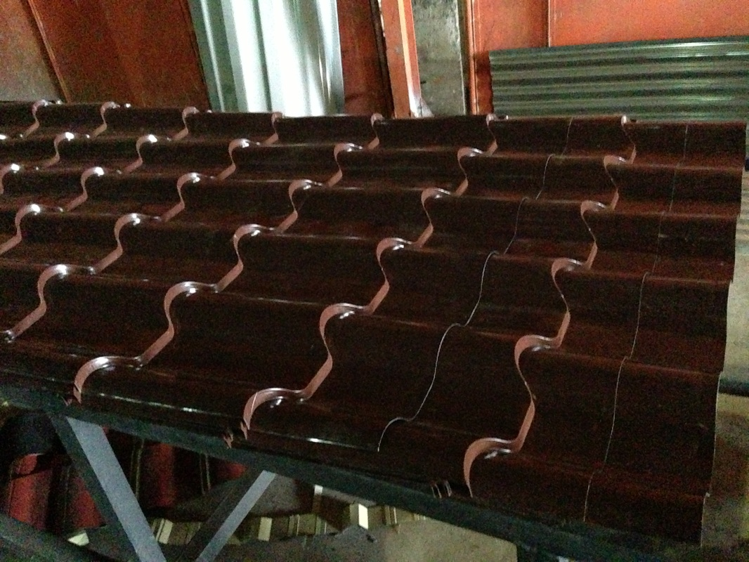 Tile Span Roof Sheehan Inc Philippines Tires