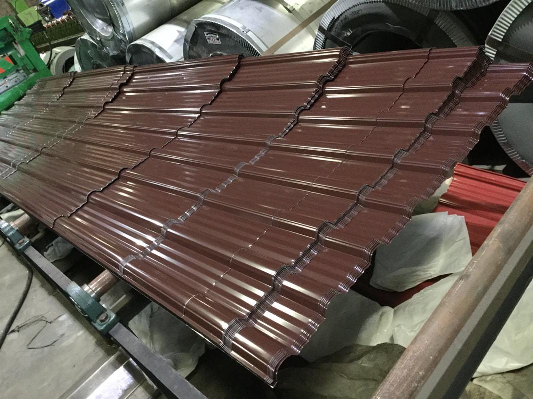 Multi Rib Roof Sheehan Inc